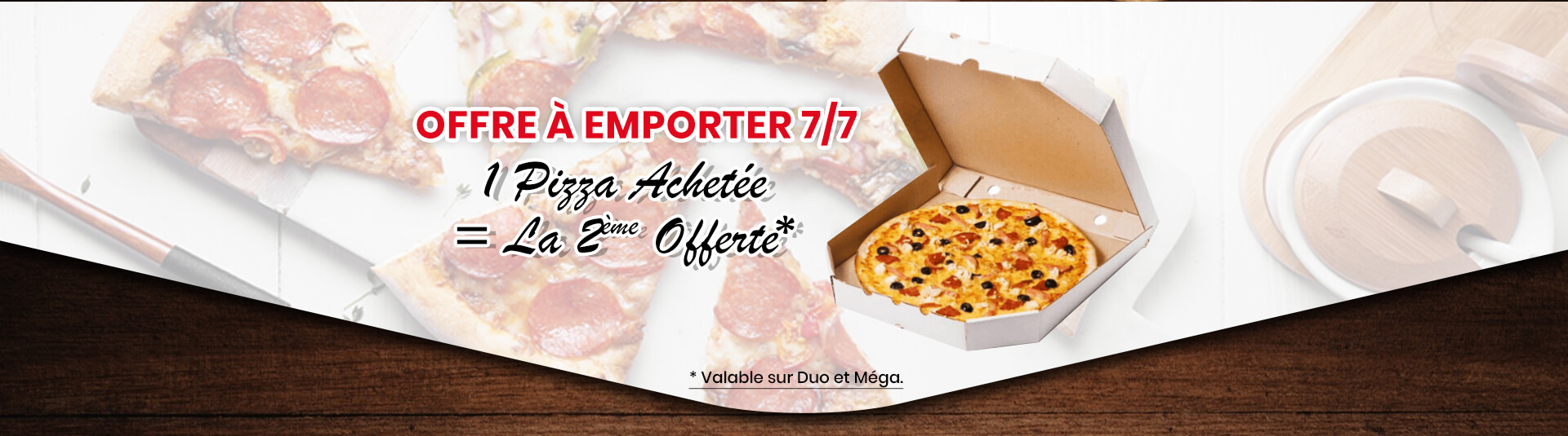 commander pizza italienne